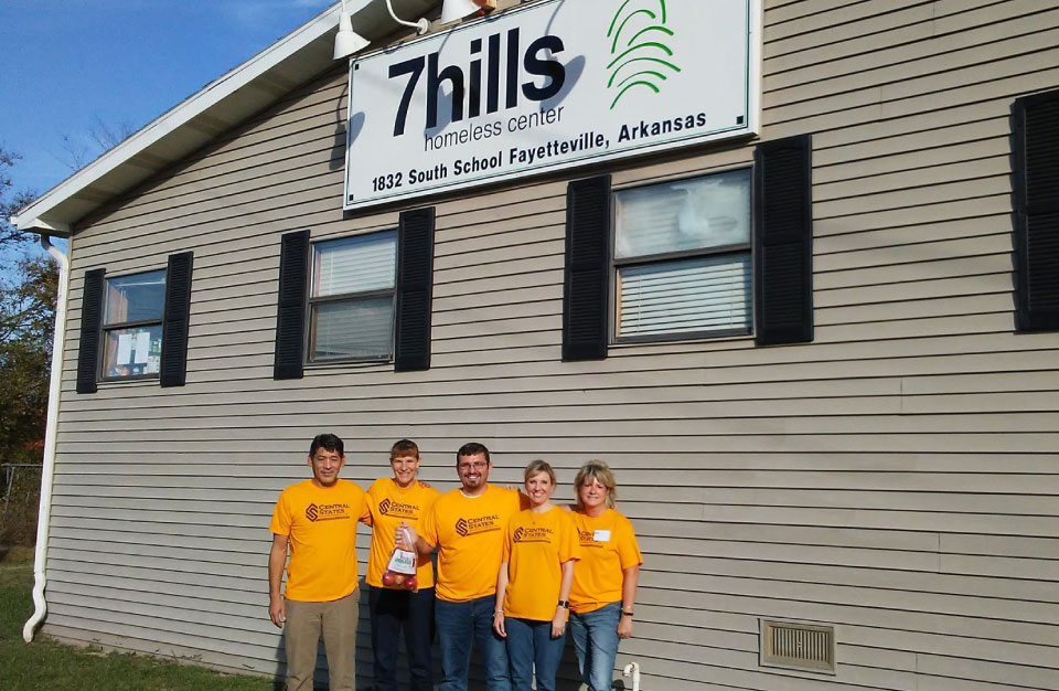 volunteer at 7hills